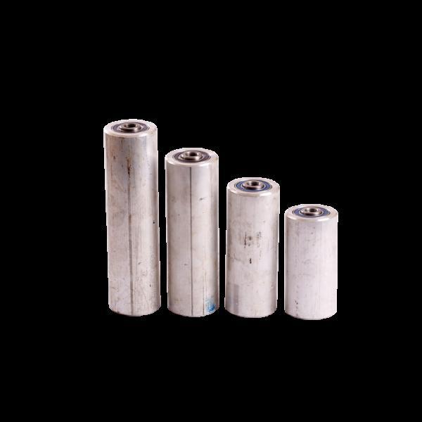 Aluminum Goose Neck Roller