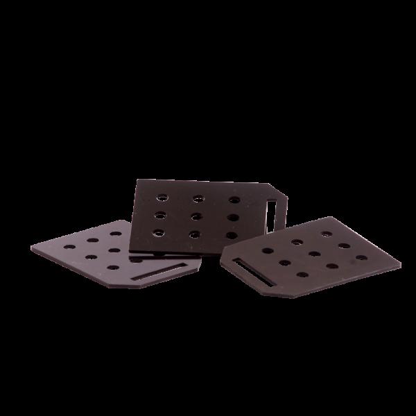 Black Pad #580 Elastomer Pad