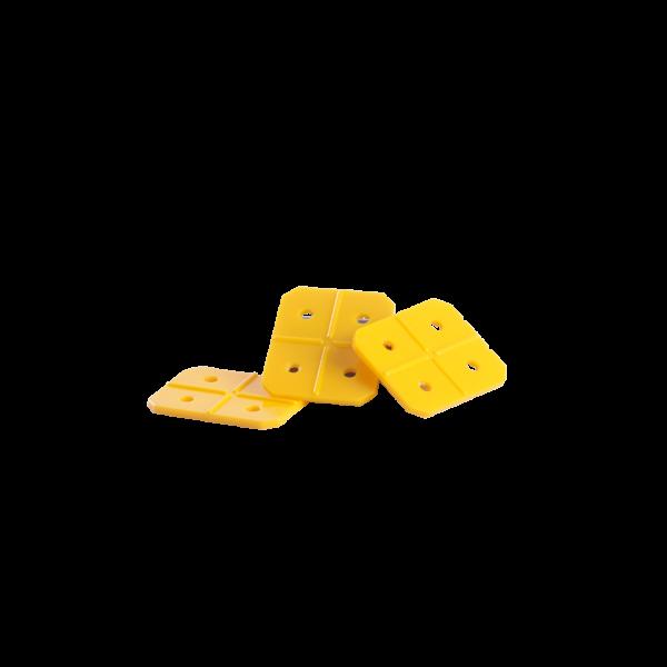 Yellow Pad #635 Elastomer Pad