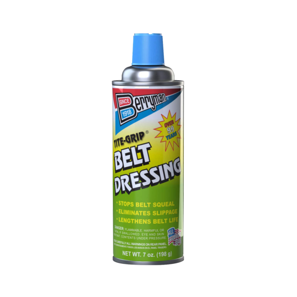 Berryman Tite Grip Belt Dressing