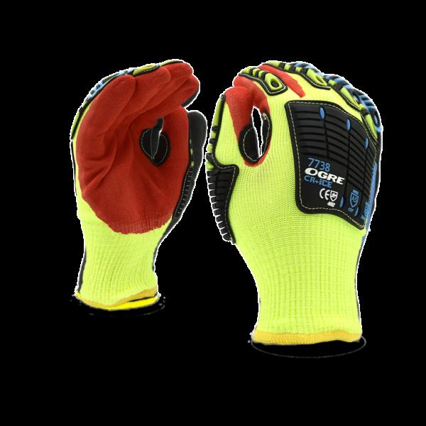 Ogre Impact Gloves 7738 CR+ ICE