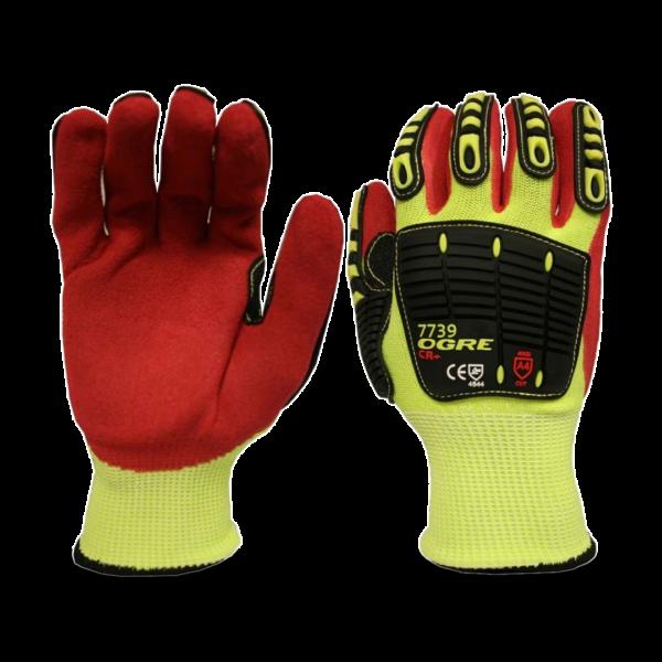 Ogre Impact Gloves 7739 CR+