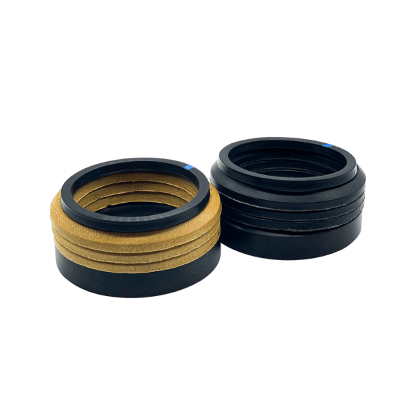 Pump Packing - Gold & Black - McClain Oil Tools